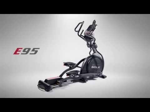 sole e95 elliptical machine