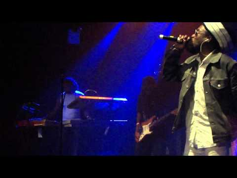 Black Uhuru Anthem - Michael Rose Live at the Highline Ballroom NYC Filmed By Cool Breeze