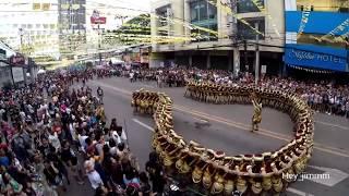 Sinulog 2019 - Street Dancing - Tribu Basakanon