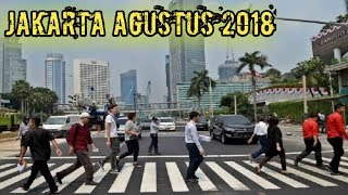 Lihat Ibukota Jakarta Zaman Now, Enjoy Jakarta Agustus 2018