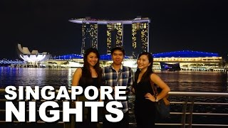 SINGAPORE TRAVEL: Orchard Road, Merlion Park, and Gardens by the Bay