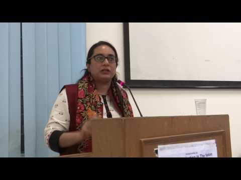JNU's Contribution to The nation : Albeena Sakil, former JNUSU President(from SFI-AISF)  apeaks