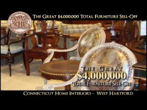 connecticut home interiors 4 million dollar furniture sell off