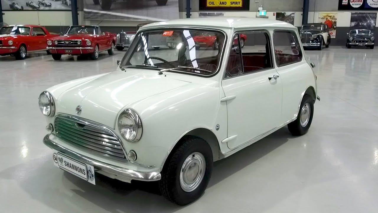 1970 Morris Mini K1100 Series Saloon -  2020 Shannons Autumn Timed Online Auction