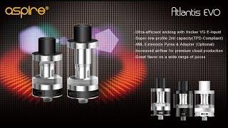ASPIRE ATLANTIS EVO REVIEW