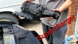 Supercharged Ford Explorer 4.0 V6
