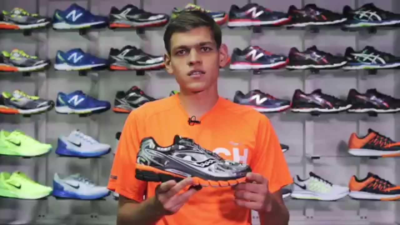 Running Shoe Preview: Saucony Ride 8 - YouTube