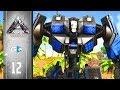 ARK Extinction #12 - Robo Mais Gigante da Historia do Ark, Inacreditavel