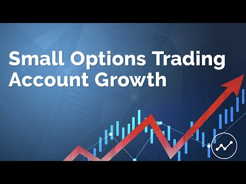 Free Webinar: Small Options Trading Account Growth