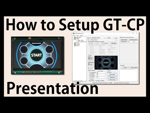Noritake Presentation | How to Set-up GT-CP