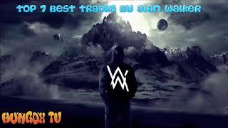 TOP 7 Alan Walker Remix   Nhạc điện tử EDM hay nhất thế giới 2018