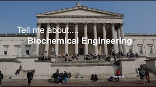 Tell me about Biochemical Engineering