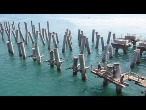 McConnell Dowell's Tuban Jetty Construction - Corporate Video By Insitu Digital