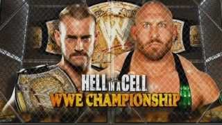 vuclip WWE Ryback vs CM Punk Hell in a Cell Promo (HD)