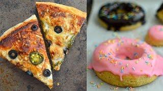 4 Vegan No-Knead Dough Recipes (No Machine)