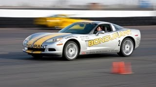 HOT ROD Thrashes Six New Corvettes at Bondurant! - HOT ROD Unlimited Episode 24