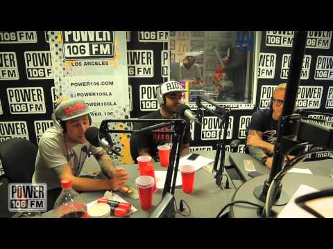 Drop City Yacht Club Performs 'Crickets' live in-studio at POWER 106