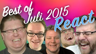 REACT: Best of Juli 2015