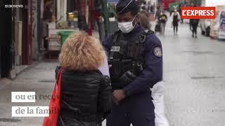 Deuxième confinement : 60% des Français ont bravé les règles