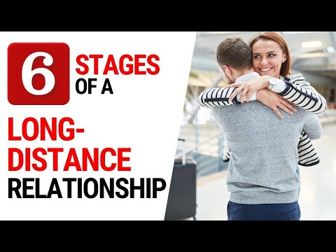 online dating stages