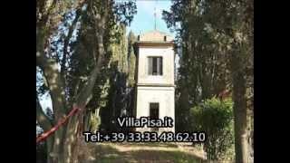 Azienda agricola farm 52 ettari + villa 1700 in vendita for sale Pisa, Toscana, Italy