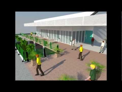 Projeto galeria comercial ct projetistas youtube - Galeria comercial ...