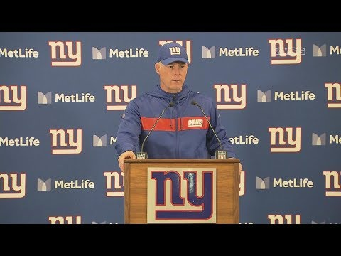 Pat Shurmur: Can't Score 13 Points And Expect To Win | New York Giants | MSG Networks