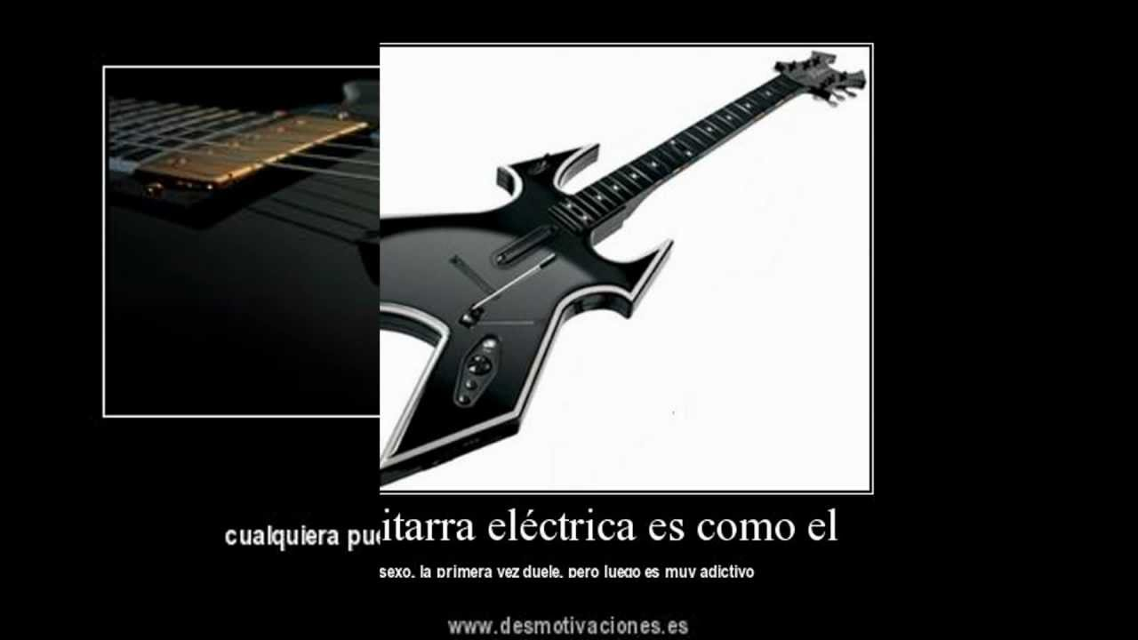 Frases De Guitarristas Youtube
