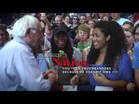 """Bernie Sanders 2016 - """"Endorsed"""""""