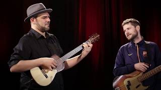 Jorge Glem Duo - Zumba Que Zumba - 6/7/2018 - Paste Studios - New York, NY