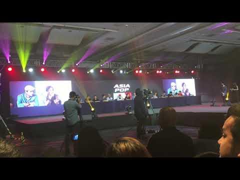 Kathniel on La Luna Sangre Fight Scenes - Asia Pop Comic Con 2017 Panel