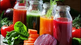 Vegetable Juice for Weight Loss with Whey Protein