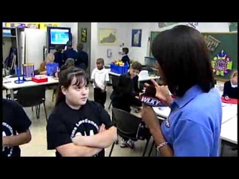 WLKY School Cribs: Crums Lane Elementary School