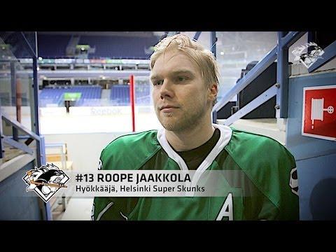 Otteluhaastattelu: HT Hammers - Helsinki Super Skunks