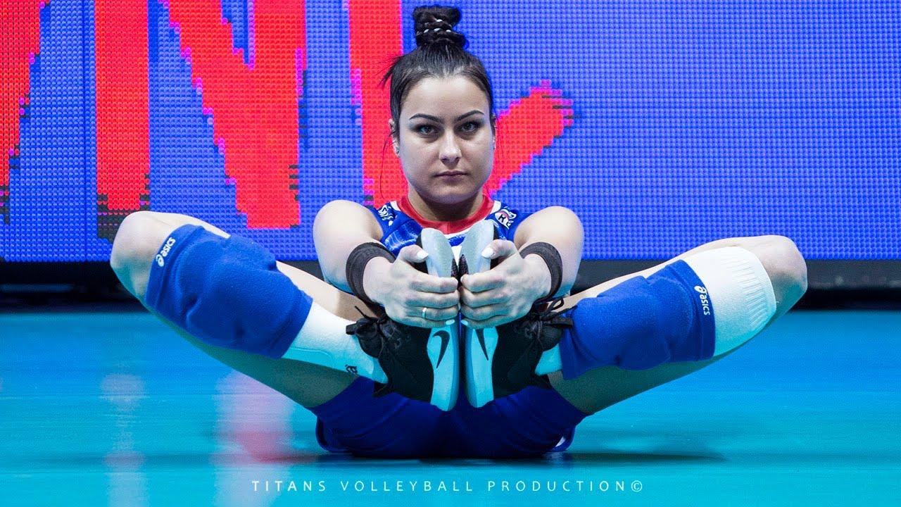 Daria Pilipenko (Chikrizova) - Amazing Volleyball Libero | Beautiful and Talented Volleyball Player