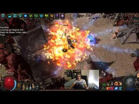 Magma Orb, Destroyer of Frames, Melter of GPUs