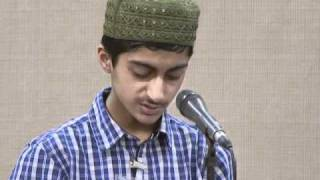 Gulshan-e-Waqfe Nau (Atfal) Class: 11th December 2010 - Part 2 (Urdu)