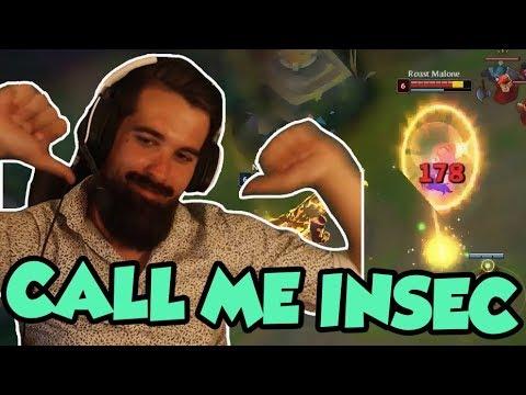 Gripex - JUST CALL ME INSEC!