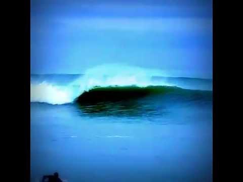 Big Waves in Ocean Beach 12/16/14