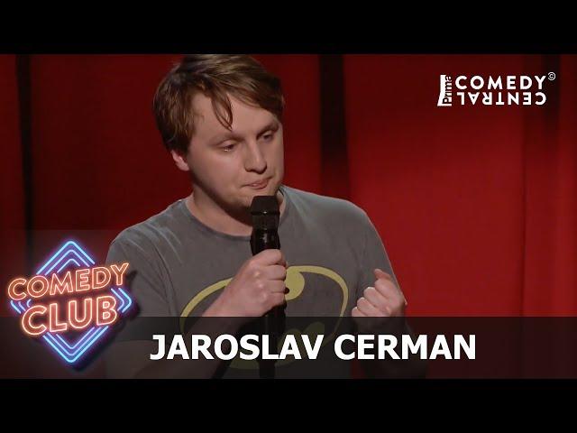 Nenávist k lidem | Jaroslav Cerman