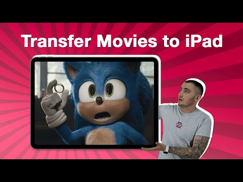 How To Transfer Movies From Computer To IPad | (Stupidly) EASY