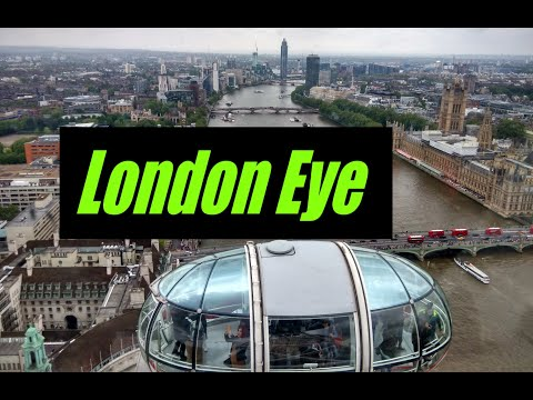 London Eye, How To Buy Tickets For London Eye And Highlights Of London Eye