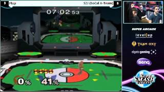 SoCal Boss Rush: Plup Vs Socal A (Lucky, Fiction, S2J, Westballz)