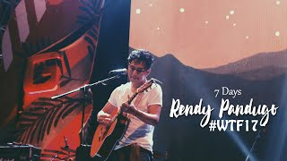 Video Rendy Pandugo - 7 Days download MP3, 3GP, MP4, WEBM, AVI, FLV Juni 2018