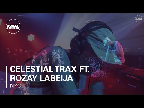 Celestial Trax ft. Rozay Labeija Boiler Room New York DJ Set