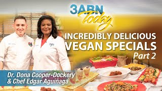 3ABN Today Cooking with Dr. Dona Cooper-Dockery (TDYC18026)