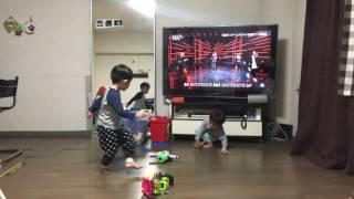 三浦大知 EXCITE/仮面ライダーエグゼイド長男次男踊りまくり Mステ