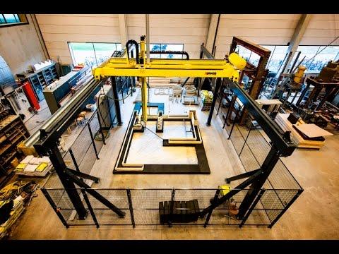0 - TU Eindhoven erforscht 3D-Druck von Beton - Update