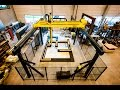 3D printing of sustainable concrete stru
