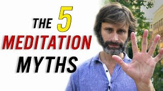 Your Beliefs Around Meditation Are WRONG!   The 5 Meditation Myths Holding You Back From Deep Growth